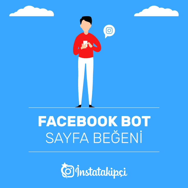 facebook bot sayfa beğeni