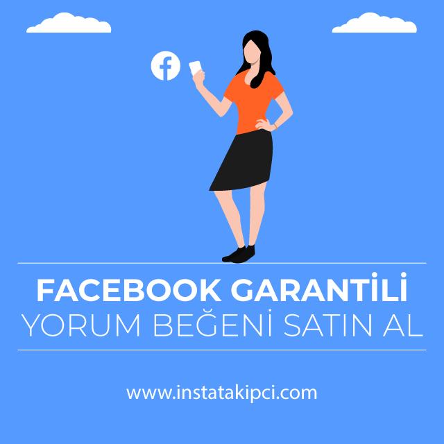 facebook garantili yorum beğeni satın al