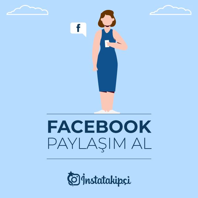 Facebook Paylaşım Al