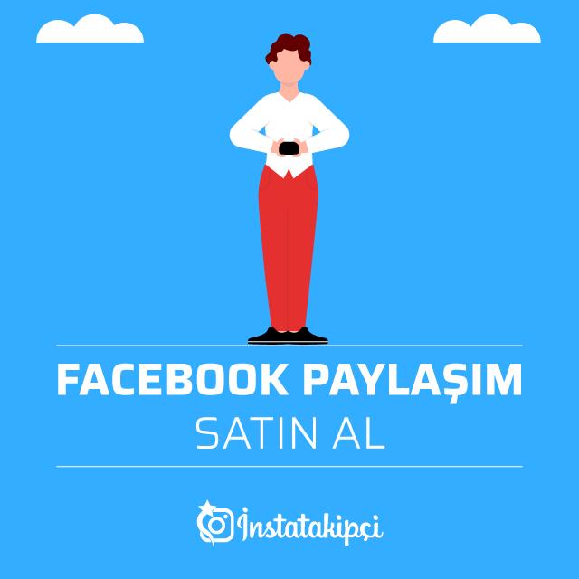 Facebook Paylaşım Satın Al