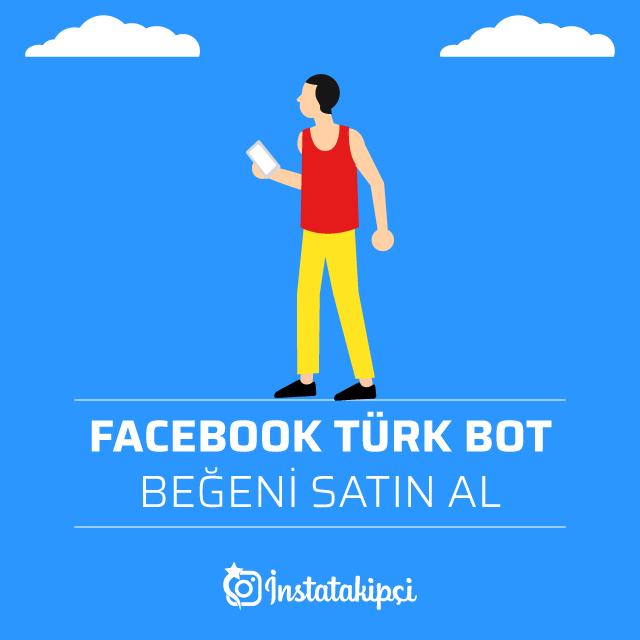 facebook bot beğeni satın al