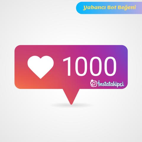 instagram bot beğeni satın al