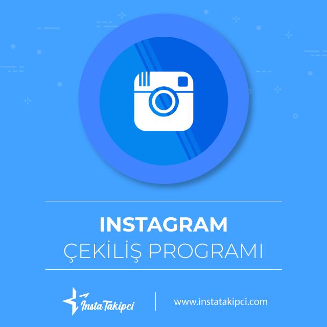 Instagram Çekiliş Programı