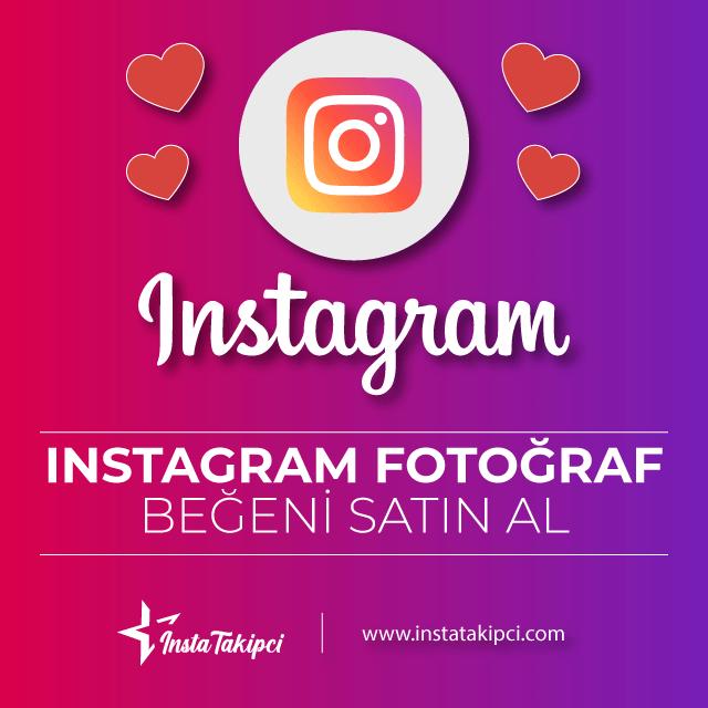 Instagram Fotoğraf Beğeni Satın Al