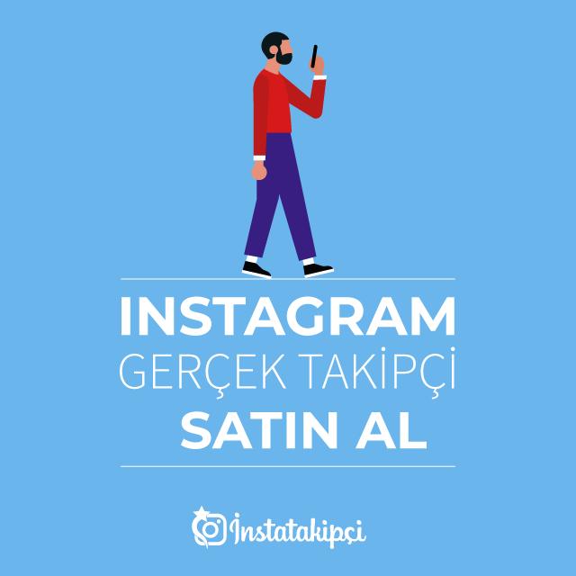 instagram gerçek takipçi