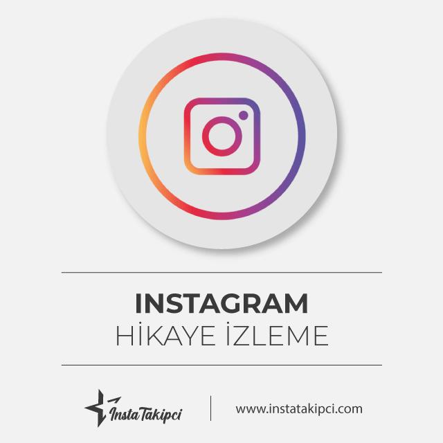 Instagram hikaye izleme