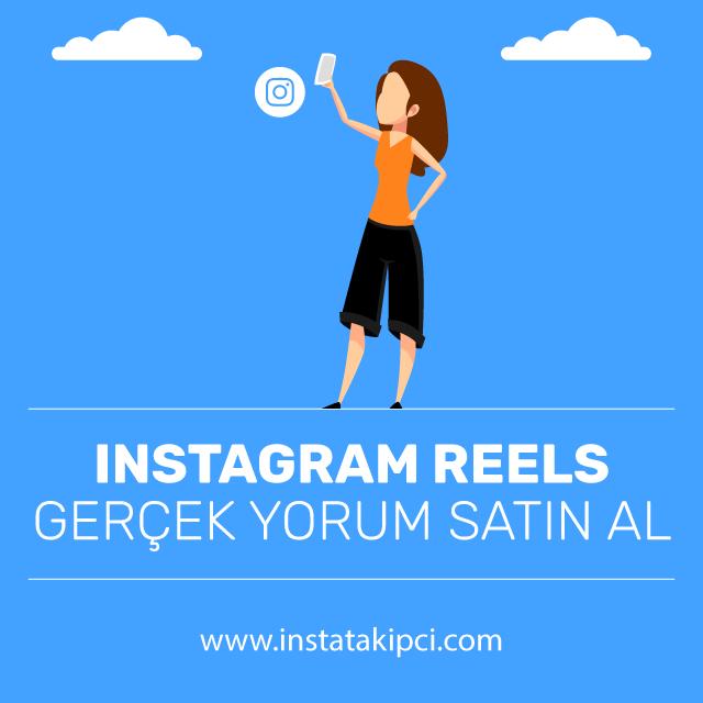 instagram reels gercek yorum satin al
