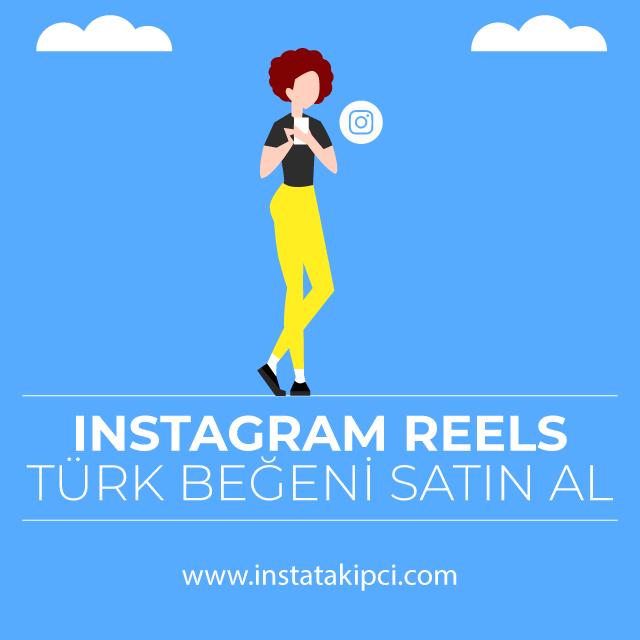 instagram reels turk begeni satin al