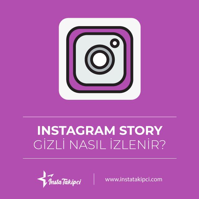 instagram story nasıl izlenir
