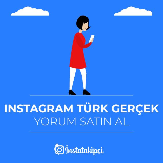 Instagram türk gerçek yorum