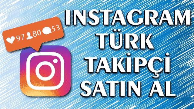 Instagram Türk Aktif Takipçi Satın Al ₺7,90'den