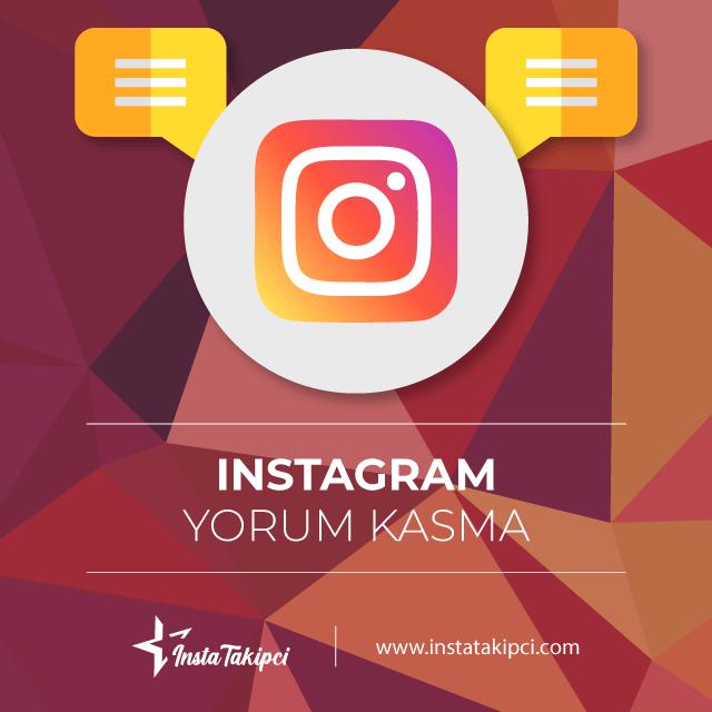 instagram ücretsiz yorum kasma