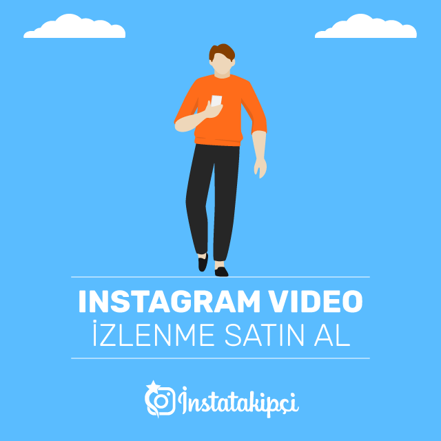 Instagram Video İzlenme Satın Al