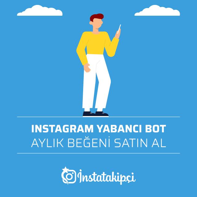 instagram aylık beğeni paketi