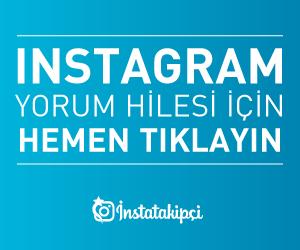 instagram yorum hilesi