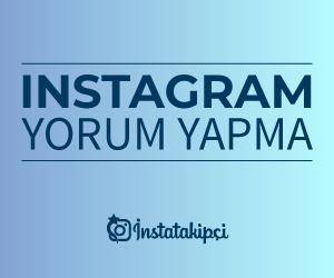 instagram yorum yapma