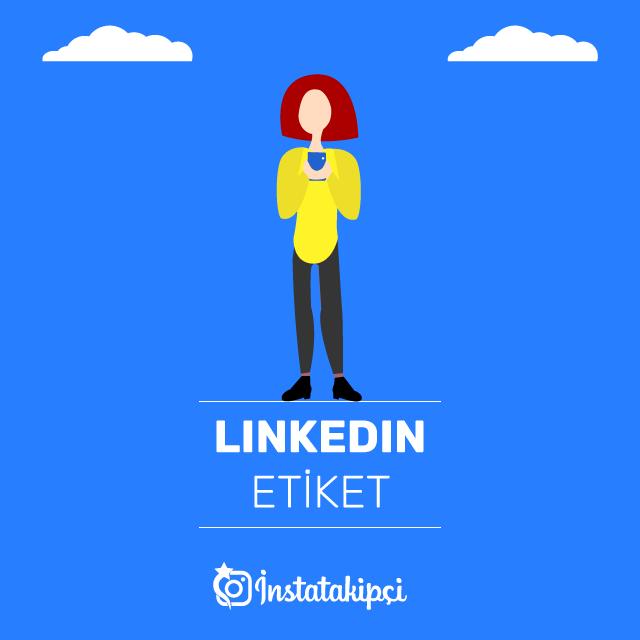 Linkedin Etiket