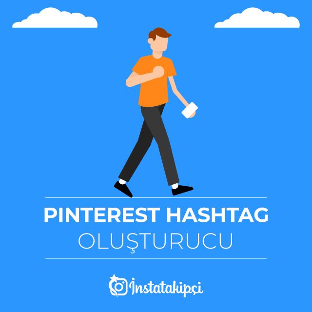 Pinterest Hashtag Oluşturucu