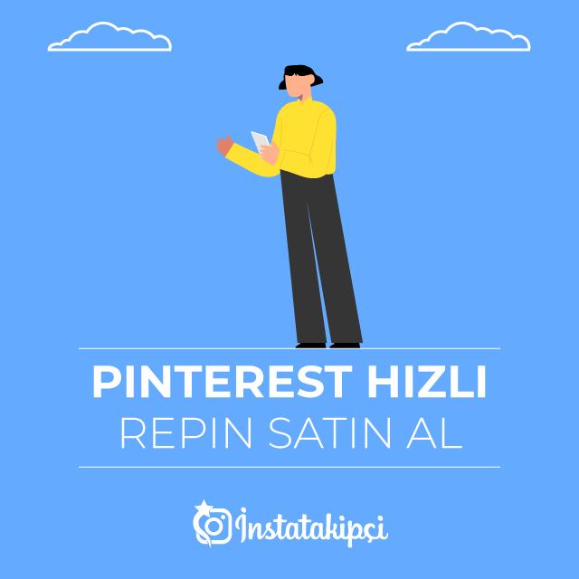 Pinterest Hızlı Repin Satın Al