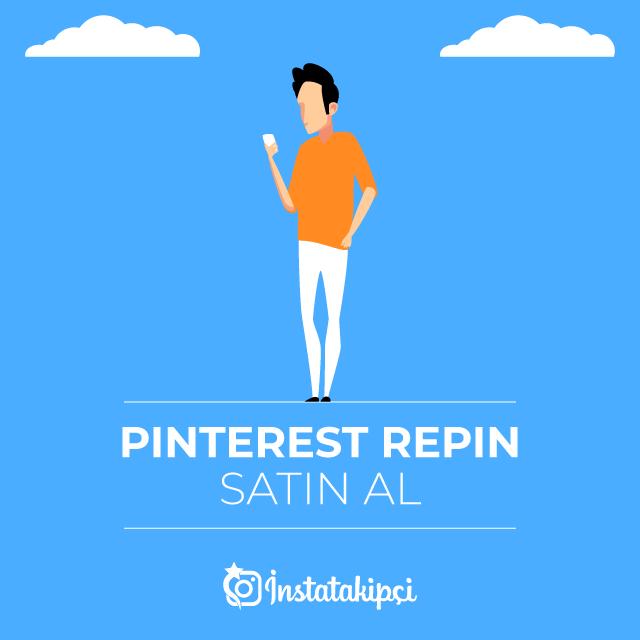 Pinterest Repin Hizmeti