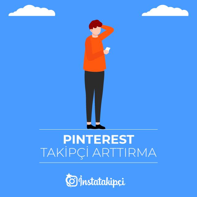 Pinterest Takipçi Arttırma
