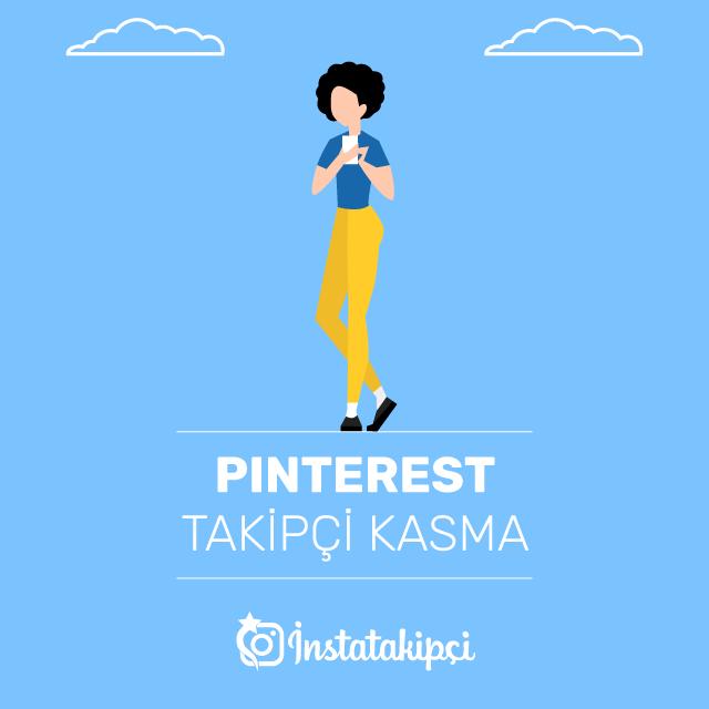 Pinterest Takipçi Kasma