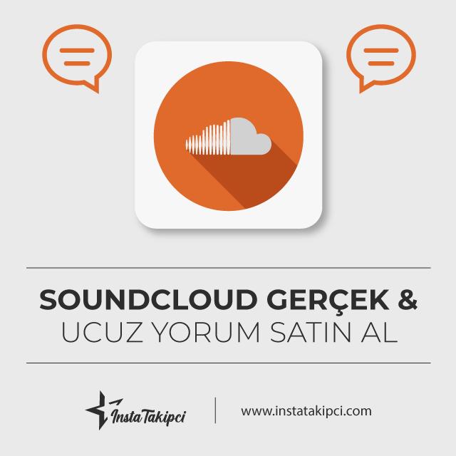soundcloud gerçek yorum satın al