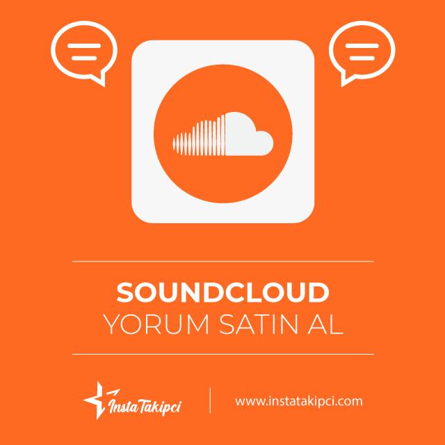 soundcloud yorum satın al