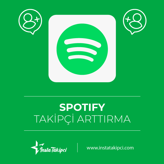 Spotify Takipçi Arttırma