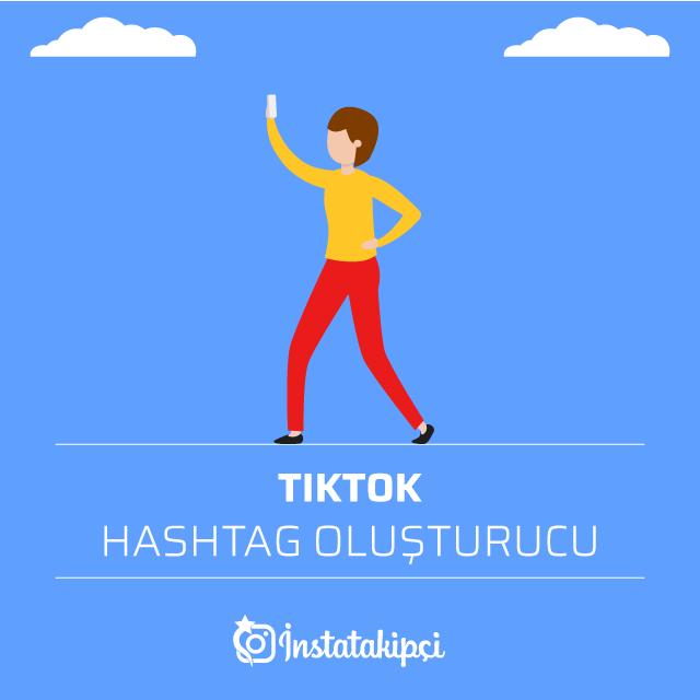 Tiktok Hashtag Oluşturucu