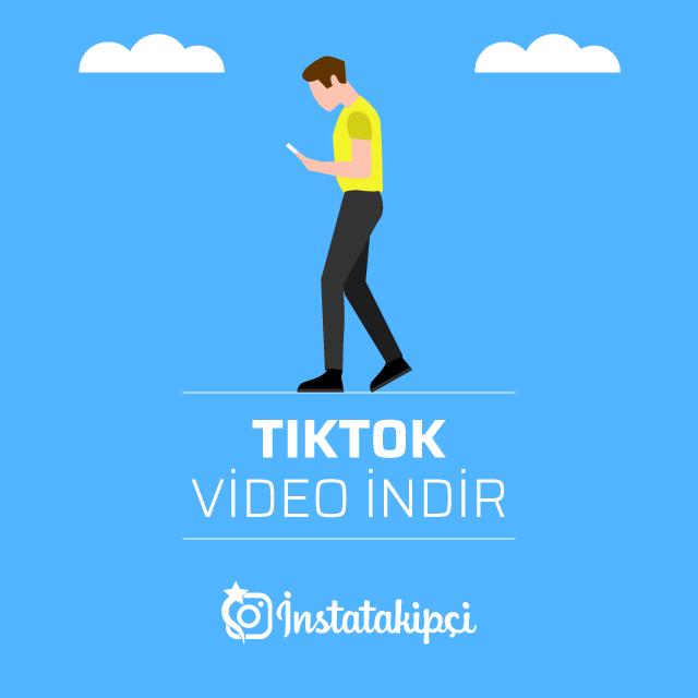 TikTok video indir
