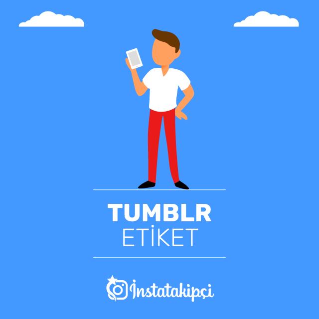 Tumblr Etiket