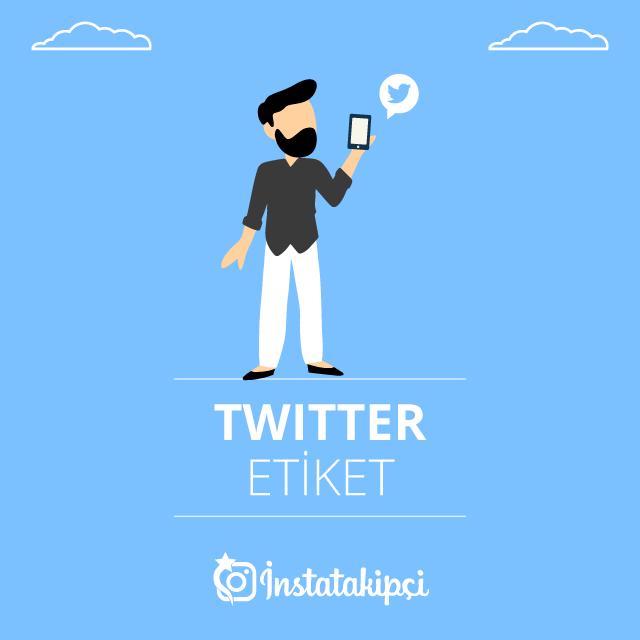 Twitter Etiket