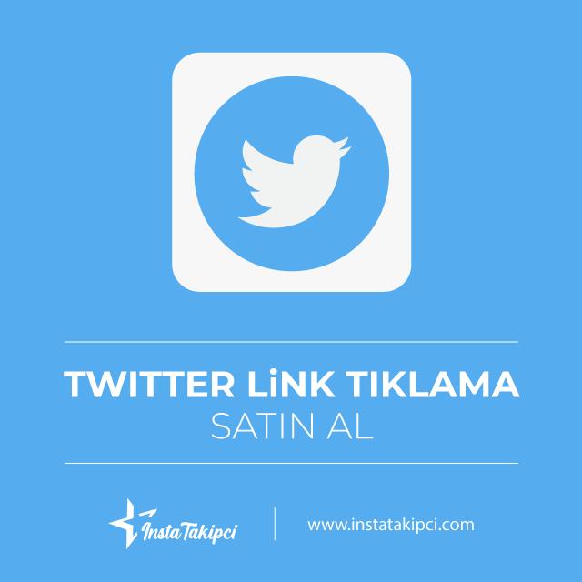 Twitter etkileşimleri arttırmak için Twitter Tıklanma Satın Alın!