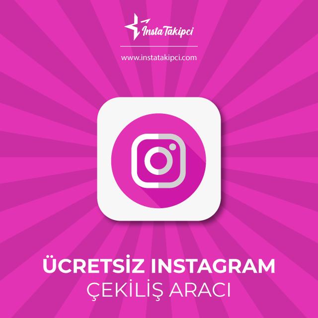 Ücretsiz Instagram Çekiliş Aracı