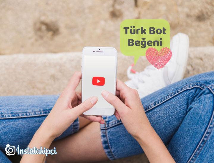 youtube beğeni