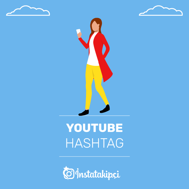 Youtube hashtag