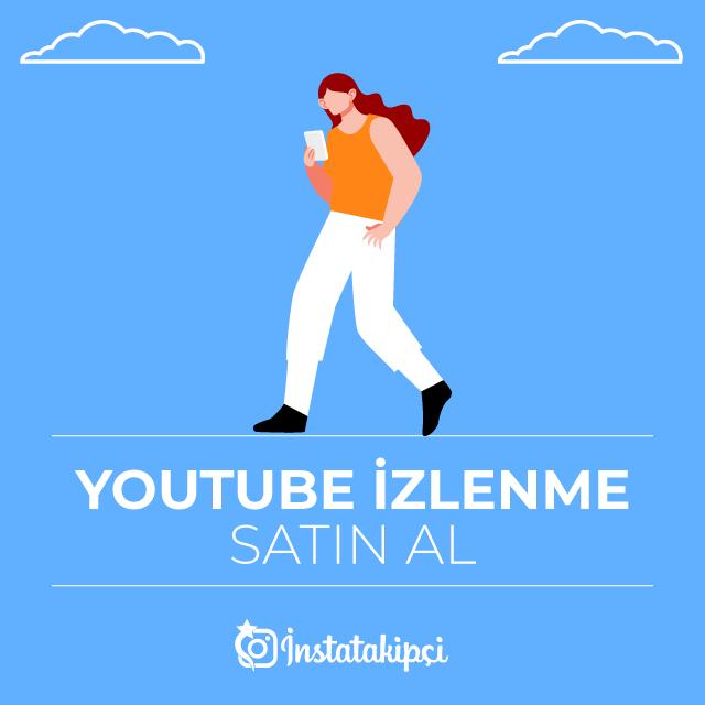 youtube izlenme satın al