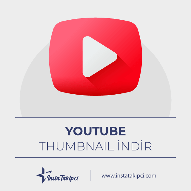 Youtube thumbnail indirme aracı