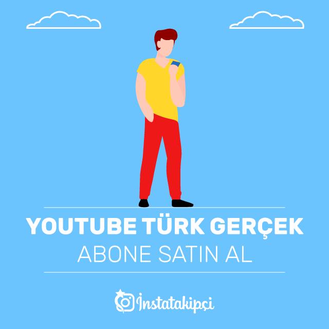 Youtube Türk Gerçek Abone Al