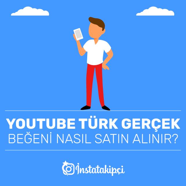 Youtube Türk Gerçek Beğeni Nasıl Satın Alınır