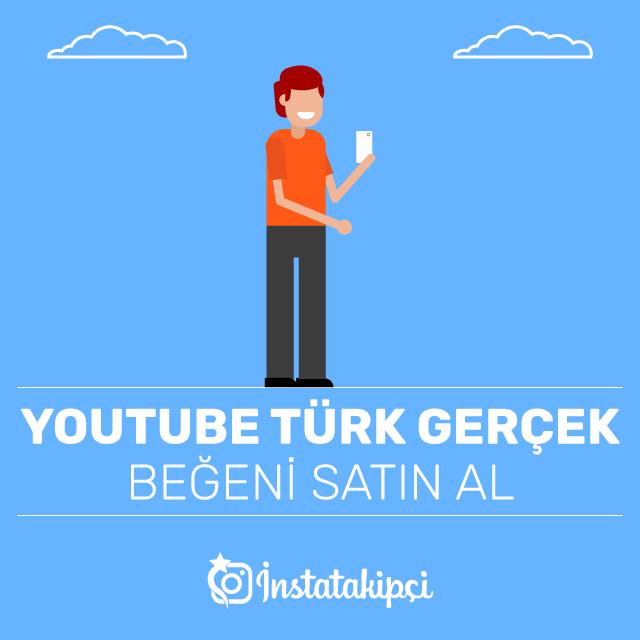 Youtube Türk Gerçek Beğeni Satın Al