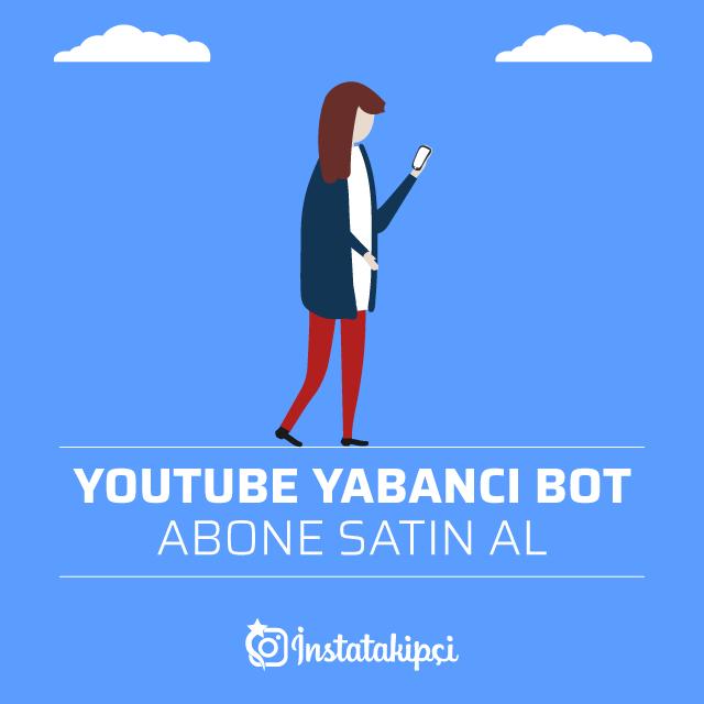youtube abone bot