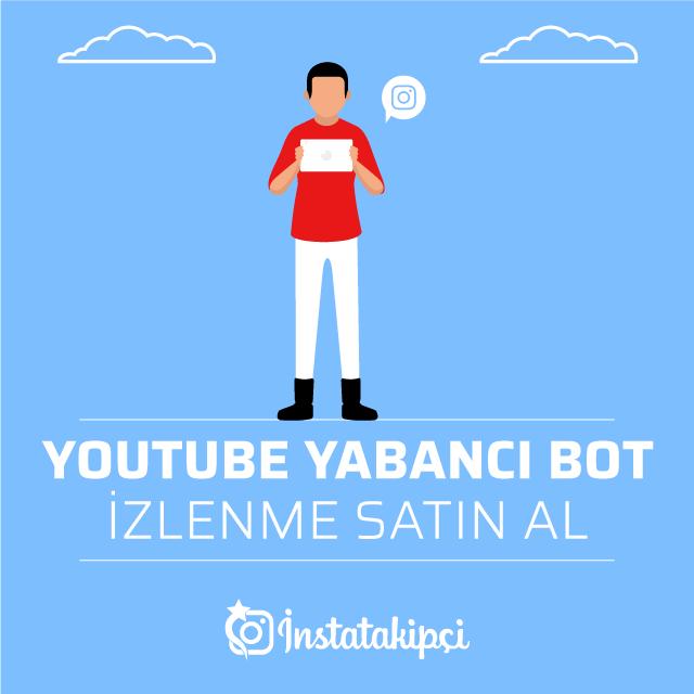 youtube bot izlenme
